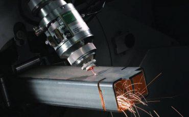 3D-Laserschneiden